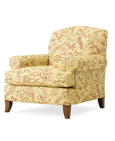Century Furniture - Vincent Chair - ESN184-6