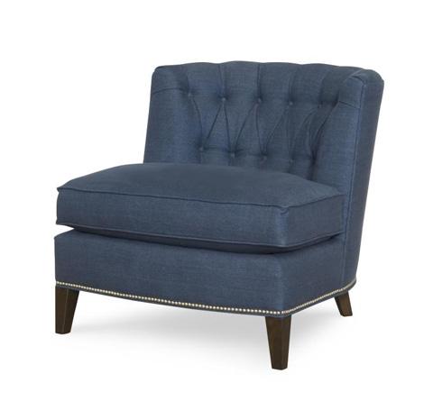 Century Furniture - Fenn Armless Chair - ESN225-11