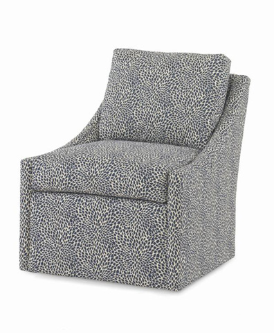 Century Furniture - Dean Swivel Chair - ESN245-8