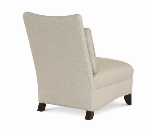 Century Furniture - Tempest Armless Chair - ESN270-11