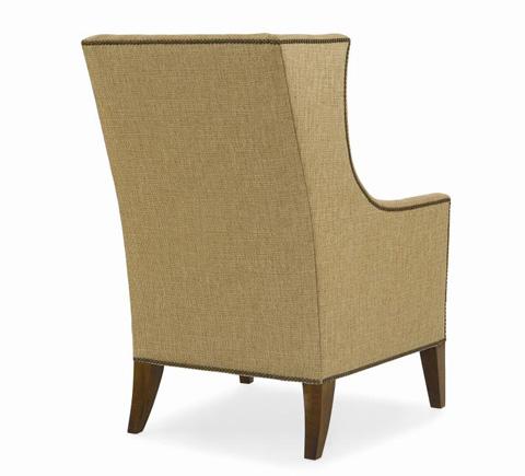 Century Furniture - Devin Chair - LR-18246