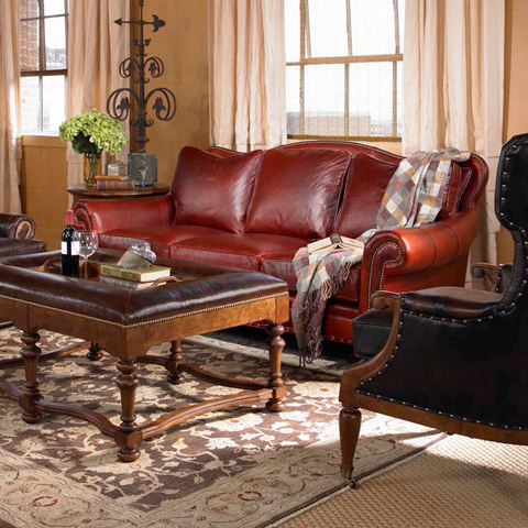 Century Furniture - Sedgwick Sofa - LR-28225