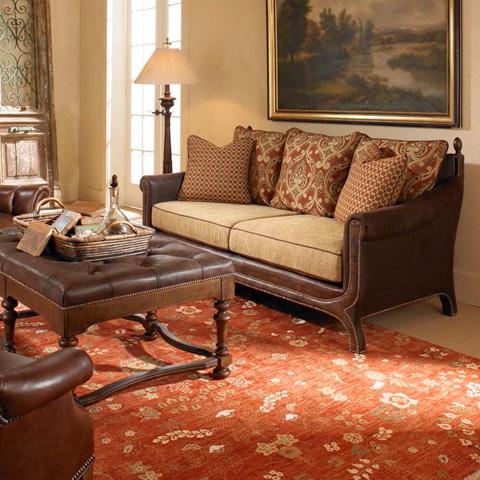 Century Furniture - Crowley Sofa - LR-28228