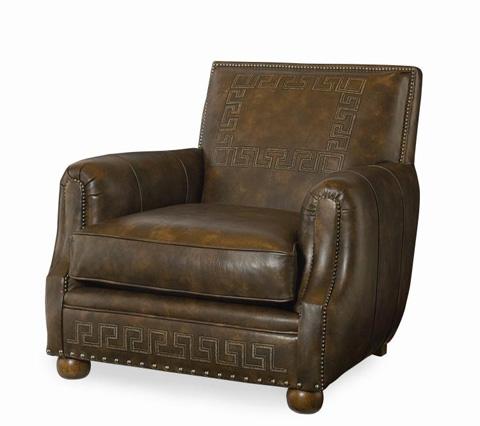 Century Furniture - Luxe Ottoman - LR-38046