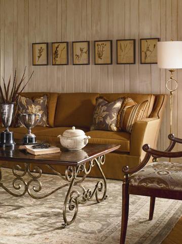 Century Furniture - Rectangular Cocktail Table - SF5013