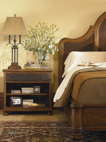 Century Furniture - Candler Nightstand - T4H-223