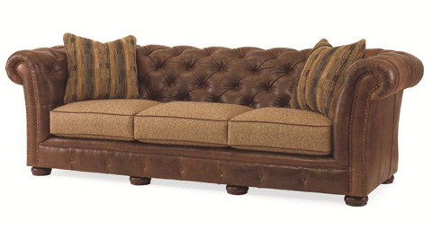 Century Furniture - Dan's Chesterfield Small Sofa - TLR-9610-2