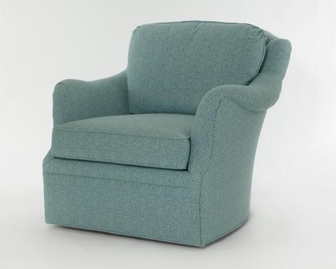 Century Furniture - Venus Swivel Chair - 11-726S