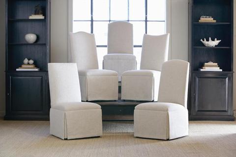 Century Furniture - Hollister Straight Back Chair - 3370-2
