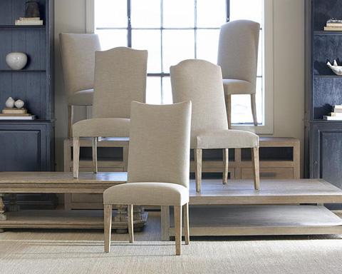 Century Furniture - Hollister Camelback Top Chair - 3372-3