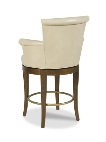 Century Furniture - Scroll Swivel Counter Stool - 3800C-3