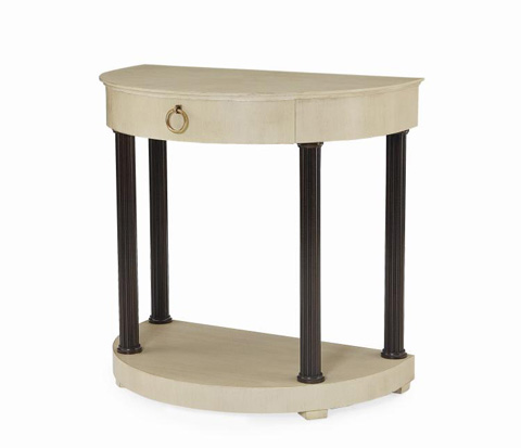 Century Furniture - Bedside Table - 499-228