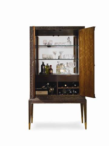 Century Furniture - Bar Cabinet - 499-462