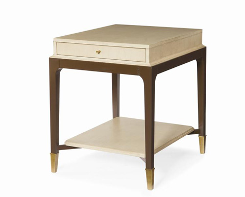 Century Furniture - End Table - 499-621