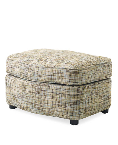 Century Furniture - Georgia Ottoman - ESN180-12