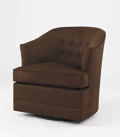 Century Furniture - Durian Swivel Chair - ESN253-8