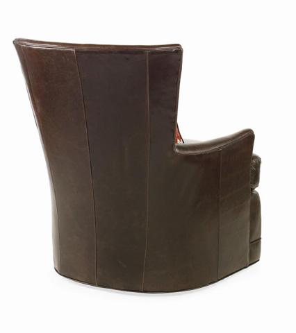 Century Furniture - Trinity Swivel Chair - LR-17249