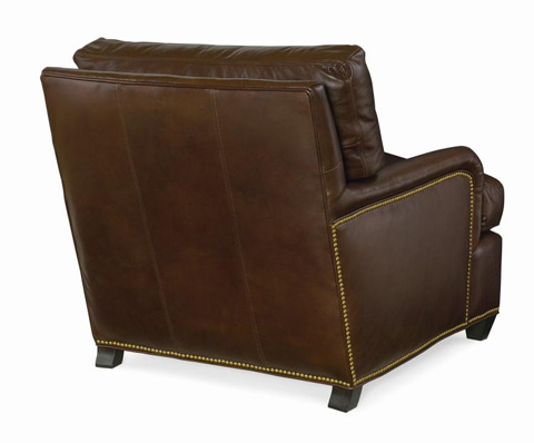 Century Furniture - Amherst Leather Chair - LR-18250