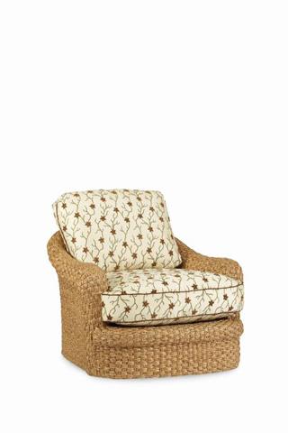 Century Furniture - Clarke Light Swivel Chair - LTD5118-8