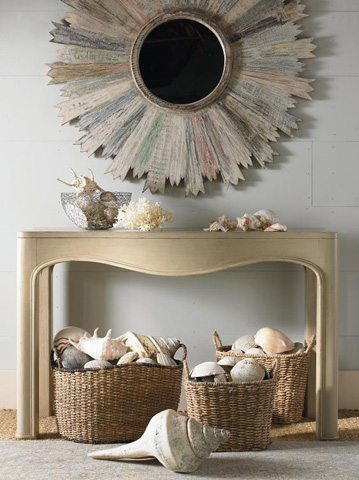 Century Furniture - Healing Spring's Console - T49-723