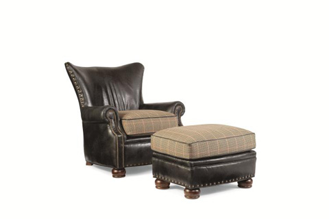 Century Furniture - The Scot's Chair - TLR-9607-6
