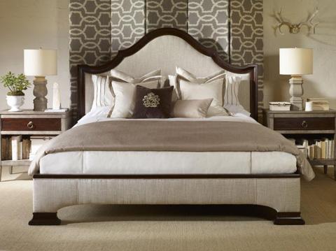 Century Furniture - Tamworth Bed - 429-126