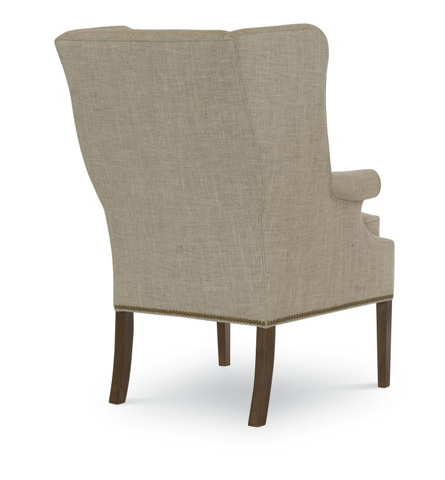 Century Furniture - Leo Wing Chair - 11-1050