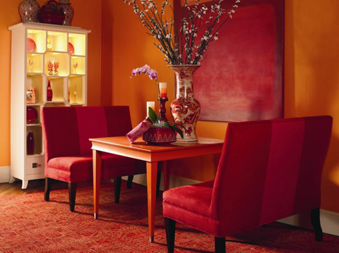 Century Furniture - Skirted Armless Banquette - 3380-3-SK