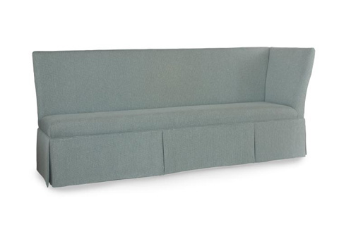 Century Furniture - Skirted Armless Banquette - 3380-5-SK