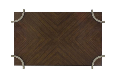 Century Furniture - West End Cocktail Table - CP9-6002