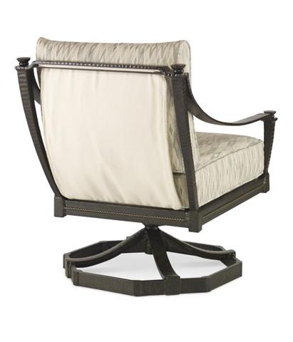 Century Furniture - Swivel Rocker Lounge Chair - D12-13-9