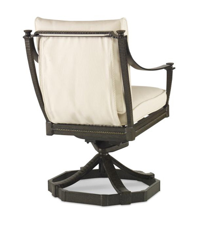 Century Furniture - Swivel Rocker Dining Arm Chair - D12-52-1
