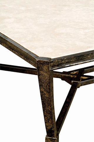 Century Furniture - Rectangular Dining Table - D12-95-1