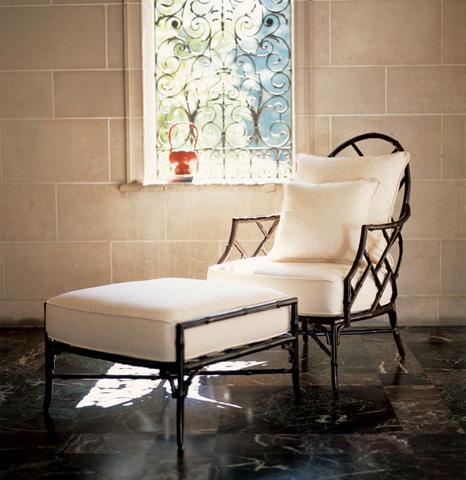 Century Furniture - Ottoman - D20-34-1