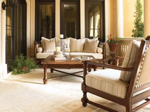Century Furniture - Sofa - D24-22