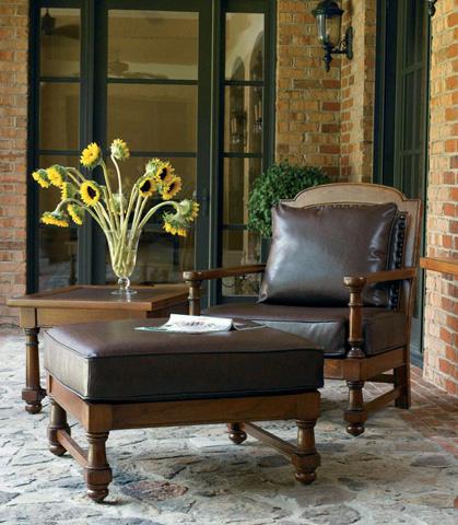 Century Furniture - Ottoman - D24-31