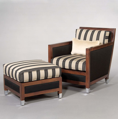 Century Furniture - Lounge Chair - D25-12