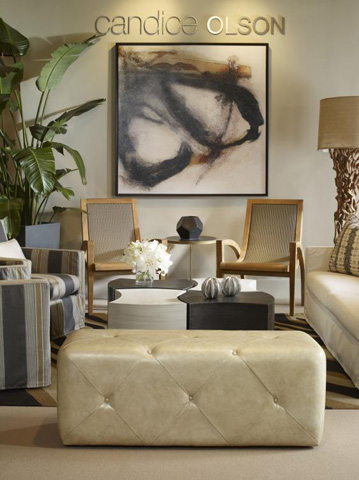 Century Furniture - Trove Bench - D36-46
