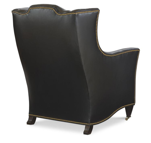 Century Furniture - Huntsman Wing Chair - LR-18248