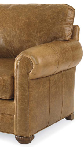 Century Furniture - Leatherstone Wide Chaise - LR-7600-5X