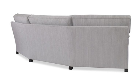 Century Furniture - Cornerstone Wedge Sofa - LTD7600-W