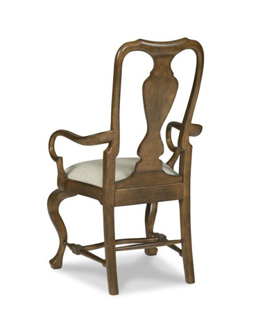 Century Furniture - Andover Queen Anne Arm Chair - MN5377A