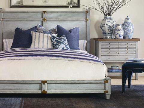 Century Furniture - High Rock Queen Bed - T29-155