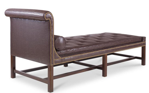 Century Furniture - Brookhaven Chaise - AE-11-1086