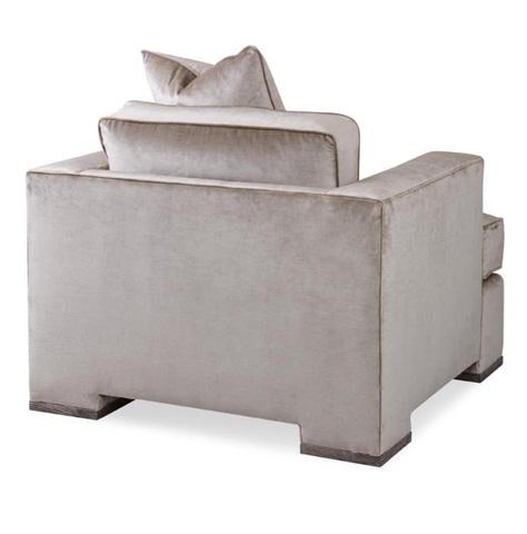 Century Furniture - Benson Club Chair - AE-11-1097
