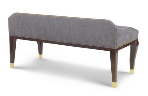 Century Furniture - Vienna Opera Bench - AE-3366