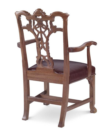 Century Furniture - Emma Arm Chair - AE9-532