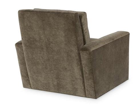 Century Furniture - Marshall Swivel Club Chair - AE-LTD5235-8