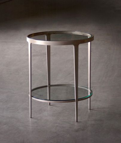 Charleston Forge - Roundabout End Table - 6204