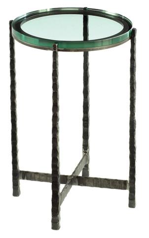Charleston Forge - Nash Round Drink Table - 7203